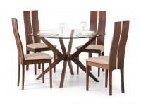 Chester Table & 4 California chairs