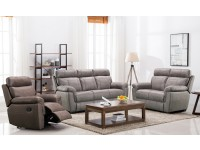 Baxendale 3 + 2 suite in grey