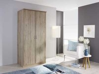 Benton 2 Door Wardrobe