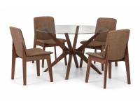 Chester Table & 4 Kendra chairs