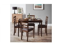 Clemmy table & 4 chairs