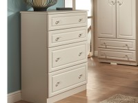 Crista 4 drawer Deep chest