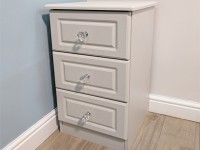 Crista 3 drawer locker