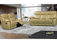 Voyage 3 + 2 Leather Recliner Suite