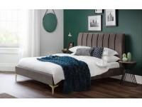 """Decron 4'6"""" Velvet bed"""