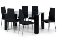 Grendale table & 6 chairs