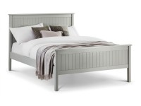 Marnie Dove Grey Bed