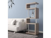 Marni Tall Shelving Unit in Ash