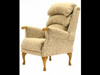 Norma Queen Anne chair