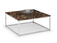 Scarfell Bronze Marble Coffee Table