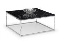 Scarfell Black Marble Coffee Table
