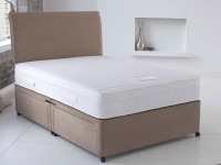 "4'6"" Supreme Vasco 1000 Divan bed"